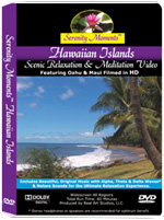 Hawaii Relaxation DVD