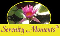 Serenity Moments Blog