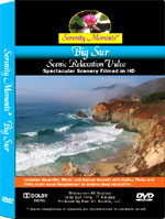 Big Sur relaxation DVD